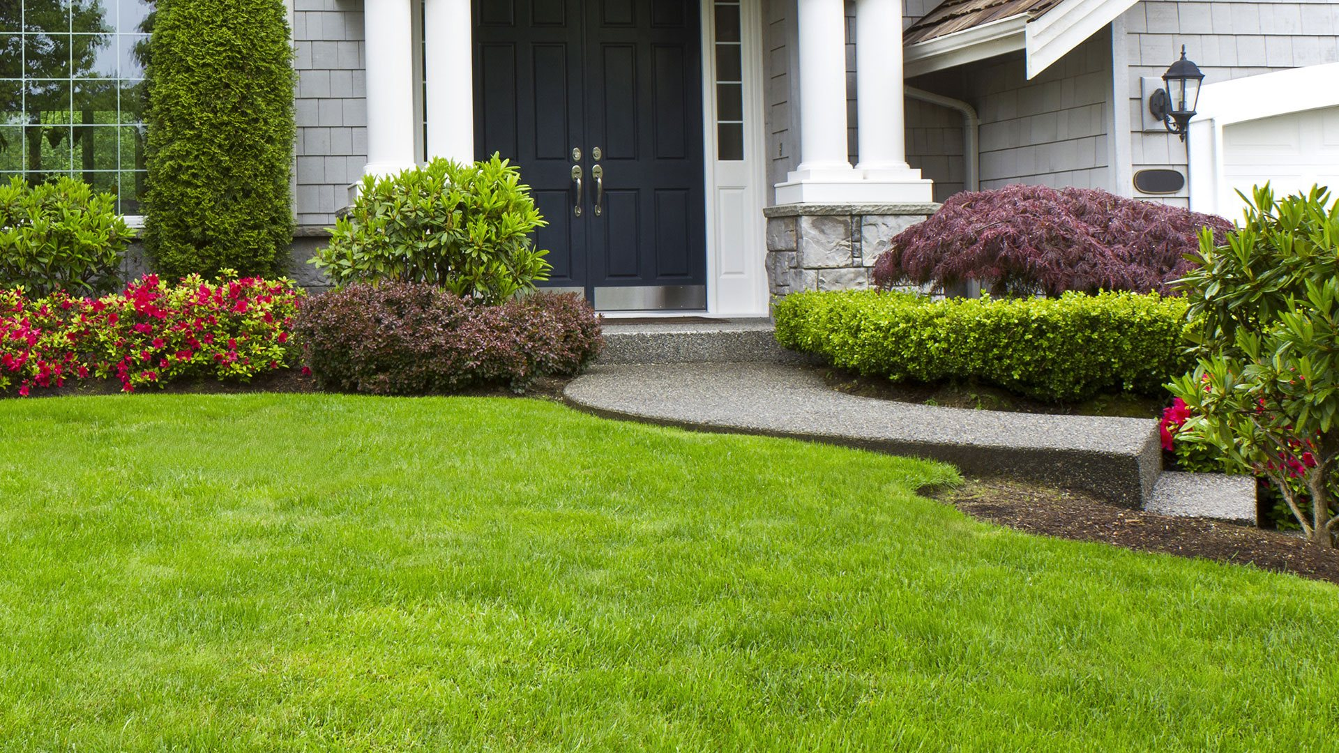 Garden Design Concord Garden Design Lawn Mowing And Hardscaping